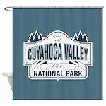 Cuyahoga Valley National Park Shower Curtain