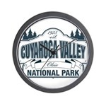 Cuyahoga Valley National Park Wall Clock