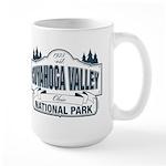 Cuyahoga Valley National Park Large Mug
