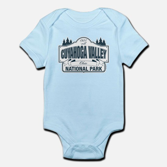 Cuyahoga Valley National Park Infant Bodysuit