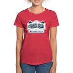 Cuyahoga Valley National Park Women's Dark T-Shirt