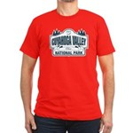 Cuyahoga Valley National Park Men's Fitted T-Shirt