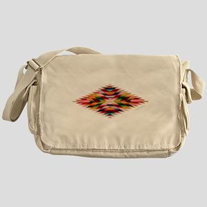 Southwest Indian Weaving Messenger Bag
