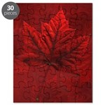 Canada Puzzle Canadian Maple leaf Souvenir
