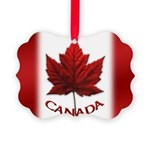 Canada Flag Ornament Canada Souvenir Decoration