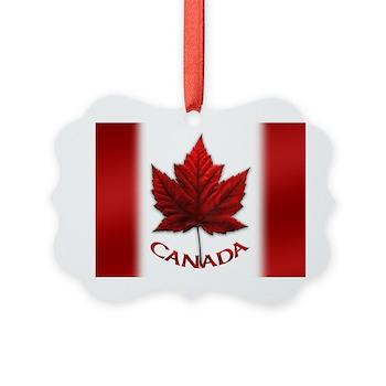 Canada Flag Ornament Canada Souvenir Decoration