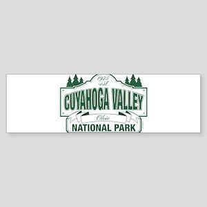 Cuyahoga Valley National Park Sticker (Bumper)