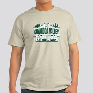 Cuyahoga Valley National Park Light T-Shirt