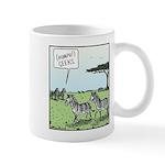 Zebra Geeks Mug