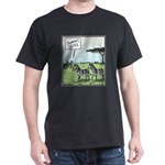 Zebra Geeks Dark T-Shirt