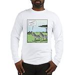 Zebra Geeks Long Sleeve T-Shirt
