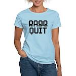 RAGE QUIT! Women's Light T-Shirt