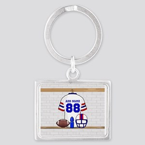 Personalized American Football Grid Iron WRB Lands