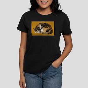 Callico Napping Women's Dark T-Shirt