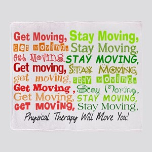 Physical Therapy WILL MOVE YOU Orange Green S