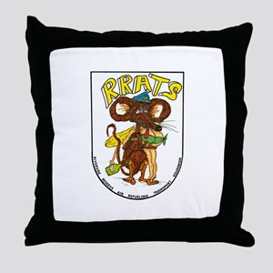 RRATS March AFB Throw Pillow
