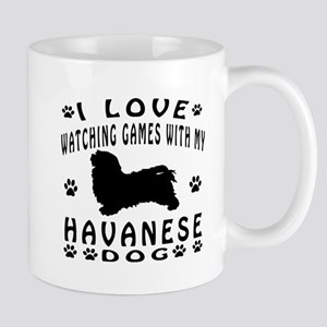 Havanese design Mug