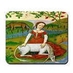 The Unicorn Mousepad