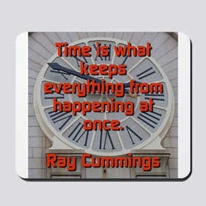 Time Is What Keeps Everything - Ray Cummings Mouse