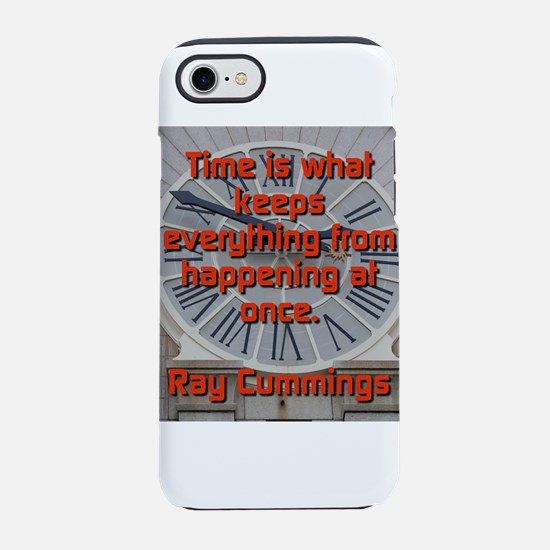 Time Is What Keeps Everything - Ray Cummings iPhon