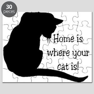 Home Cat Puzzle