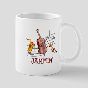 Jammin Jazz Mug