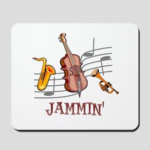 Jammin Jazz Mousepad