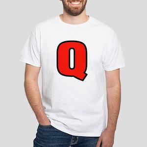 Q White T-Shirt