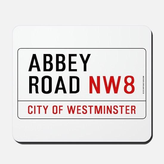 Abbey Road NW8 Mousepad