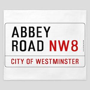 Abbey Road NW8 King Duvet