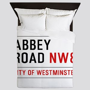 Abbey Road NW8 Queen Duvet