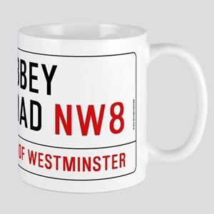 Abbey Road NW8 Mug