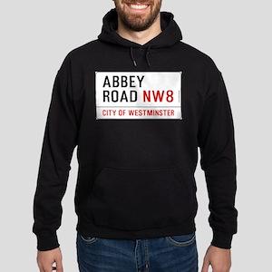 Abbey Road NW8 Hoodie (dark)