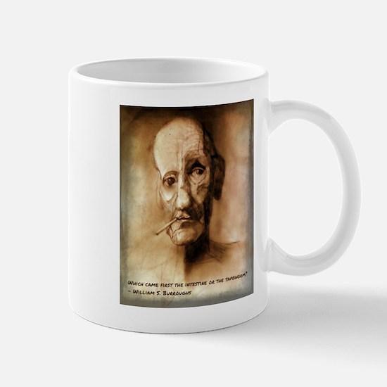William S. Burroughs Mug