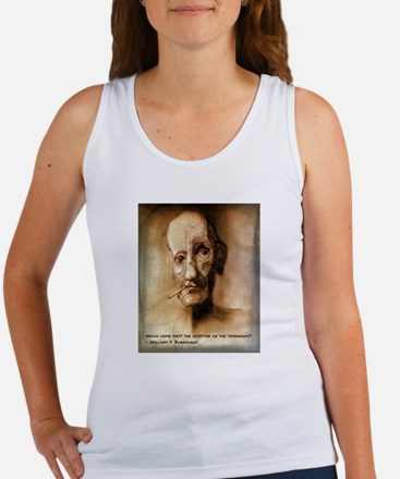 William S. Burroughs Women's Tank Top
