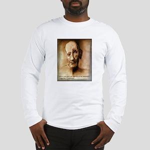 William S. Burroughs Long Sleeve T-Shirt