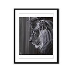 Solace Framed Panel Print