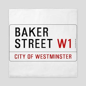 Baker Street W1 Queen Duvet