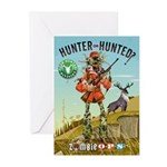 Hunter or Hunted? Greeting Cards (Pk of 10)