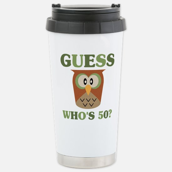 Guess Who's 50 Mugs