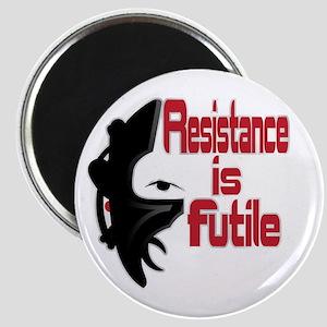 Picard Borg Resistance is Futile Magnet