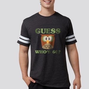 Guess Who's 60 Mens Football Shirt