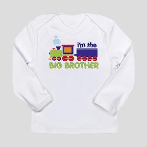 im the big brother train Long Sleeve T-Shirt