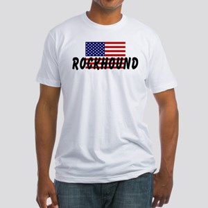 American Rockhound Fitted T-Shirt