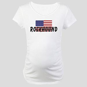 American Rockhound Maternity T-Shirt