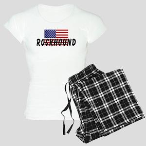 American Rockhound Women's Light Pajamas