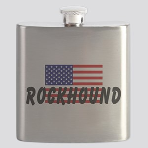 American Rockhound Flask