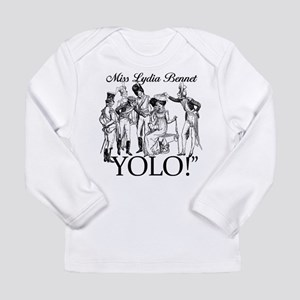 Lydia Bennet YOLO Long Sleeve Infant T-Shirt