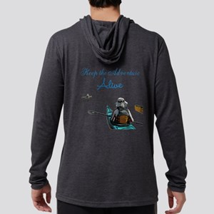 Adventure Alive Paddle Mens Hooded Shirt