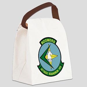 va_165 Canvas Lunch Bag